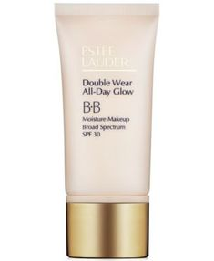 Estee Lauder Double Wear All Day Glow BB Moisture Makeup SPF 30, Intensity 5.0. Coverage: Sheer. Oil-free. Broad Spectrum SPF 30. 1floz/30ml. New, In Box.