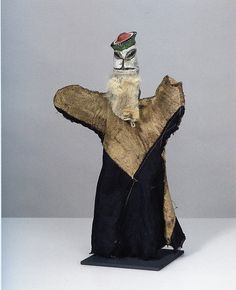 """Paul Klee - """"Old Chum"""" Hand Puppet"""