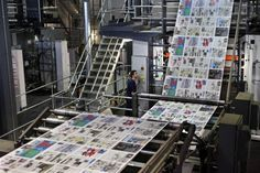 Imprimerie Finance, Printing Press, Sports And Politics, Newspaper, Photo Wall, Entertaining, History, Frame, Prints