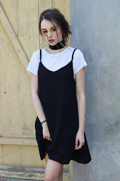 Ideas clothes cute outfits casual for 2019 Aesthetic Fashion, Look Fashion, 90s Fashion, Aesthetic Clothes, Korean Fashion, Fashion Outfits, Dresses For Teens, Outfits For Teens, Cute Dresses
