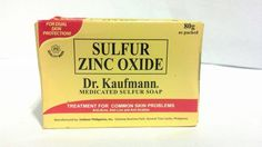 Kaufmann Medicated Sulfur Zinc Oxide Soap for Acne Scabies Psoriasis Lice Sulfur Soap, Facial Warts, Overnight Acne Remedies, What Is Psoriasis, Face Care Tips, Psoriasis Remedies, How To Treat Acne, Beauty Secrets