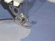 Pfaff Sewing Machine Open Toe Applique Foot