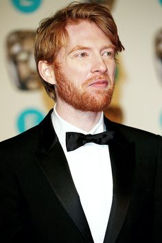 Domhnall Gleeson attends the official After Party Dinner for the EE British Academy Film Awards at The Grosvenor House Hotel on February 14, 2016 in London, England.