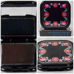 Avon Black Elegant Touches Oriental Floral by DianesBargainShack, $14.00
