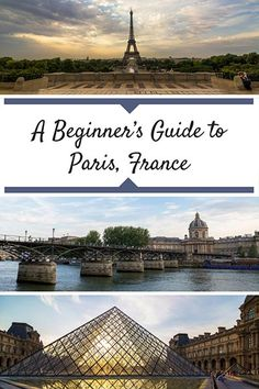 Your first time to Paris? Perfect! From watching sunrise at the Eiffel Tower to taking in the Louvre, here are some of the best things to do in Paris!