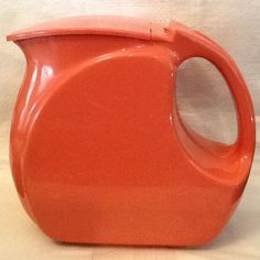 Art Deco Water Juice Drink Pitcher Wata-Kanta USA Made Plastic Products Company in Other   eBay Sold $19.99