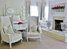 Four Fireplace Mantel Decorating Ideas - Lighting & Interior Design Ideas Blog - Community - LampsPlus.com - Information Center/