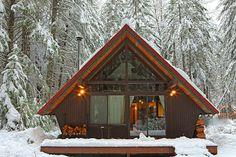A-Frame Cabin near Tacoma