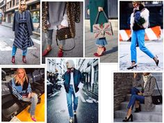 Wondering how to combine those new lovely frayed jeans? We have the answer for you! Fashion Story, Wardrobe Rack, Jeans, How To Wear, Denim, Denim Pants, Denim Jeans