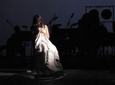 2016年秋能  現代音楽アーティスト青木涼子が注目の2作品に出演