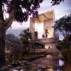 Museo Juan Soriano, Cuernavaca - CANO VERA arquitectura – Juan Carlos Cano Paloma Vera