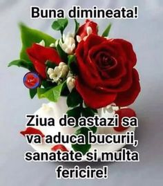 Imagini buni dimineata si o zi frumoasa pentru tine! - BunaDimineataImagini.ro An Nou Fericit, Good Morning, My Love, Quotes, Facebook, Respect, Heart, Italia, Bom Dia