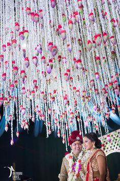 A Fairytale Fusion Wedding in Hyderabad! India Wedding, Wedding Stage, Wedding Events, Party Wedding, Garden Wedding, Summer Wedding, Wedding Reception, Dream Wedding, Purple Wedding Invitations