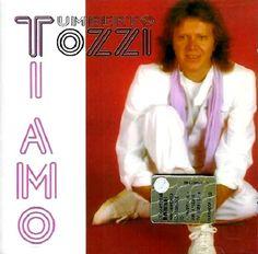 UMBERTO TOZZI   Ti Amo   CD (Tv Sorrisi E Canzoni) Warner Group!!!