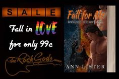 Jacklynn Love's Reading: SALE BLITZ: The Rock Gods Book One 'Fall For Me' b...