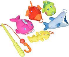 HABA Water Friends Angler Set Toy *** ** AMAZON BEST BUY **