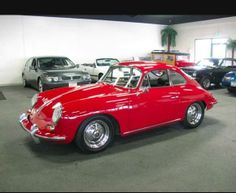 I owned a 1965 Red Porsche 356.