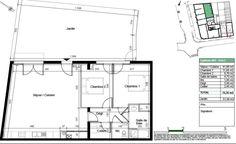 En hyper-centre, appartement de type 3 de 75 m2 donnant sur jardin de 50 m2 composé d'un vaste séjour de 44m2 avec cuisine, deux chambres, une salle de bain, wc, cellier. Résidence de standing, construction en cours. Proche commerces et plage. Résidence BBC  Contact: Mme POIDEVIN Sonia 06 25 11 02 25  Agence LEGE CAP FERRET IMMOBILIER  71 Avenue de la Mairie, 33950 LEGE  sonia@immobilier-medoc.com