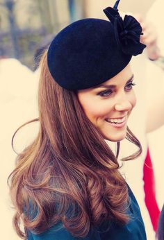 Kate Middleton (with a filter)