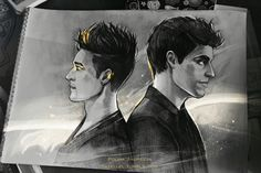 From gazellel ...     shadowhunters, alexander 'alec' lightwood, magnus bane, the mortal instruments, malec