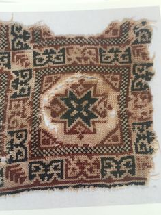 Textiles in Ancient/Contemporary Egypt. Weavings, Embroideries and Samplers from Roman, Byzantine and Islamic Egypt; Books/Resources for Teachers/Education Book Authors, Books, Embroidery Sampler, Vintage Textiles, Byzantine, Ancient Egypt, Egyptian, Needlework, Islam
