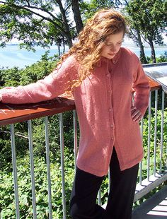Pure Alpaca Shirt