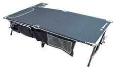 Here I give a list of camping cots for heavy people with the capacity range 400 - 800 lb - 363 kg), most of them also suitable for tall people. Shed Storage, Extra Storage, Bag Storage, Storage Area, Camping Cot, Camping With Kids, Glamping, Tent Cot, Cool Tents