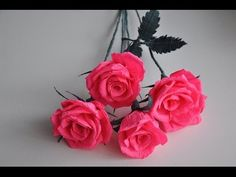 Paper leaves youtube pinterest ash paper flower paper leaves youtube pinterest ash paper flower backdrop and flower mightylinksfo