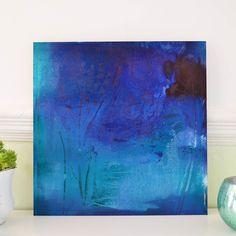 Blue artwork. One of a kind relief print. Will be on sale on my website soon  إن شاء الله #linocut #printmaking #Printmaker #get_imprinted #linocut #fabricprint #monoprint #inked #handcarved #handprinted #pattern #design #carve #stamp #engraving #etsyseller #creativemuslimwomen #painting #mixedmedia #art #artist #artwork