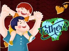 Wish You A Very Happy Fathers Day With Happy Fathers Day GIF 😍 :) 💜❤️💜❤️💜❤️ 😍 :) #HappyFathersDayGIF #HappyFathersDayGIFImages #HappyFathersDayGIFFunny #HappyFathersDayGIFFreeDownload #HappyFathersDayGIFForWhatsapp Happy Fathers Day Images, Quotes Gif, Happy Day, Fourth Of July, Animated Gif, Sons, Animation, Disney Princess, Disney Characters