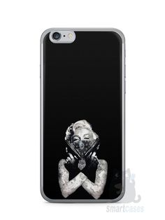 Capa Iphone 6/S Marilyn Monroe #5 - SmartCases - Acessórios para celulares e tablets :)