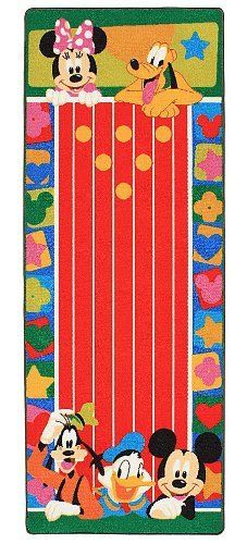 Topseller Disney Mickey Mouse Clubhouse Foam Play Mat