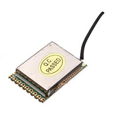 ZD R7AH-2400 2 4GHz 7-CH Receiver for T7AH Radio | Receivers