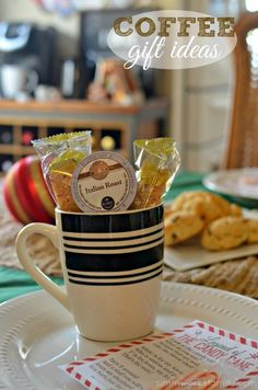 Coffee Gift Ideas with Keurig 2.0 - invite some friends over and share some laughs over a delicious cup of coffee