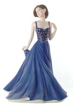 pretty antique figurines | Royal Doulton Pretty Ladies Gift of Love figurine HN4751 MS29 | eBay