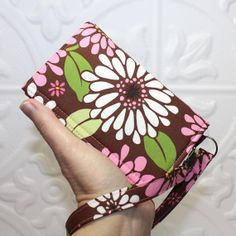NEW STYLE TECH Cell Phone Wallet Wristlet Case for iPhone / Galaxy S4 by Cucio on Etsy, $29.95