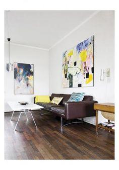 home of Danish artist Brit Hendrik