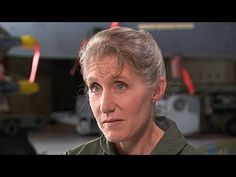 Col. Jeannie Flynn Leavitt is the First Woman Fighter Jet Commander