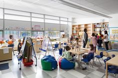 Galeria de Escola Kathleen Grimm / SOM - 4