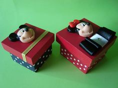 Lindas lembrancinha para festa do Mickey ou Minnie   Poderá ser feita em outras cores, com outras aplicações e em outros tamanhos. O prazo pode variar de acordo com a quantidade. Grandes quantidades terão desconto. R$ 7,80