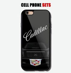 Cadillac Logo Best Automotive Logo Custom For iPhone Case Cover Iphone Wallet Case, Iphone Case Covers, Best Iphone, Iphone Se, Automotive Logo, Iphone 6 S Plus, Cadillac, Cool Things To Buy, Cool Stuff To Buy