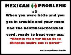 Mexican Problems( I would say Hispanic problems lol) Funny Mexican Quotes, Mexican Humor, Mexican Stuff, Italian Problems, Mexican Problems, Jokes For Kids, Children Jokes, Mexican Words