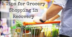 It may seem like a simple task, but healthy grocery shopping can be overwhelming for some - https://www.sobernation.com/5-tips-for-healthy-grocery-shopping-in-recovery/#utm_sguid=167060,c0c08fab-0a31-689e-84d3-74a8557b578e
