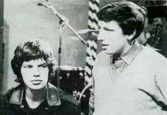 Mick Jagger & Chris Farlowe
