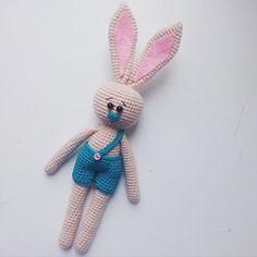 Amigurumi Bunny-Free Pattern | Amigurumi Free Patterns