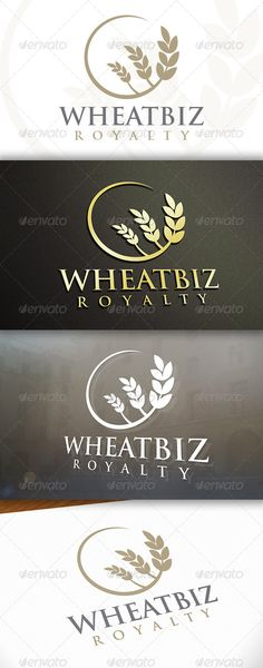 Wheat Logo More