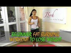 Beginner Fat Burning Workout to Lose Weight in 1 Month At Home - How To Get Fit