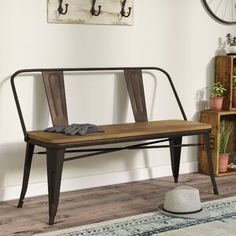 The best entryway benches available online. Wood entryway benches with storage, rustic entryway benches with shoe storage, white entryway benches with coat racks, and much more! Country Furniture, Ikea Furniture, Accent Furniture, Living Room Furniture, Furniture Plans, Furniture Movers, Furniture Stores, Kitchen Furniture, Primitive Furniture