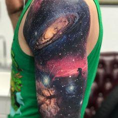 98 Awesome Galaxy Tattoo Designs, Galaxy Tattoos Designs 43 Amazing Tattoo Designs for, 60 Best Galaxy Tattoos for Men 2019 Space Designs, 30 Stunning Galaxy Tattoo Designs Tats N Rings, Watercolor Tattoo Galaxy at Paintingvalley. Galaxy Tattoo Sleeve, Space Tattoo Sleeve, Sleeve Tattoos, Astronaut Tattoo, Star Tattoos, Body Art Tattoos, Cover Tattoo, I Tattoo, Galaxie Tattoo