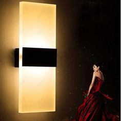 Cheap led wall light, Buy Quality up down wall light directly from China wall light Suppliers: Acrylic Led Wall Light UP & Down LED Stair Bedside Lamp Bedroom reading wall lamp Porch Stair Decoration light Porch Stairs, Reading Wall, Stair Decor, Bedroom Lamps, Bedside Lamp, Wall Lights, Wall Lamps, Led Lamp, Light Up